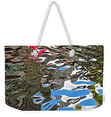 River Ducks Weekender Tote Bag