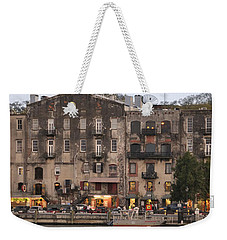 River Street Savannah Weekender Tote Bag