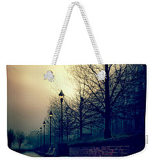 River Street Solitude Weekender Tote Bag