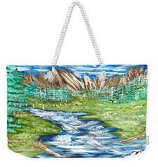 River Valley Weekender Tote Bag