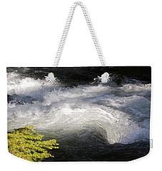 River's Ebb Weekender Tote Bag