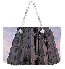 Riverside Church Weekender Tote Bag