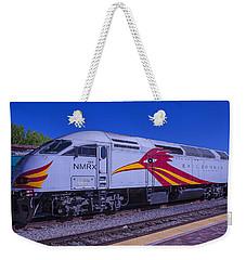 Road Runner Express Train Weekender Tote Bag
