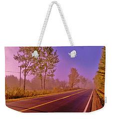 Road To... Weekender Tote Bag by Daniel Thompson