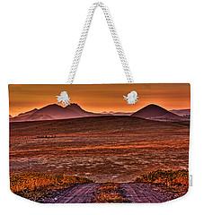 Road To Edna Valley Weekender Tote Bag