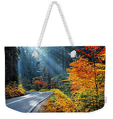 Road To Glory  Weekender Tote Bag