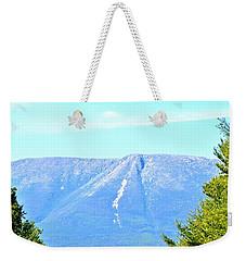 Road To Katahdin Weekender Tote Bag