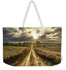 Road To Nowhere Weekender Tote Bag