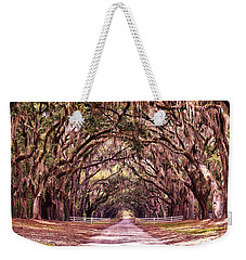 Road To The South Weekender Tote Bag