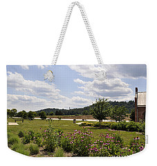 Weekender Tote Bag featuring the photograph Road Trip 2012 #2 by Verana Stark