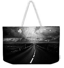 Road Trip Weekender Tote Bag by Ian Good