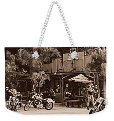 Roadhouse Weekender Tote Bag by Laura Fasulo