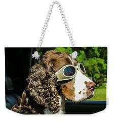 Roadie Weekender Tote Bag