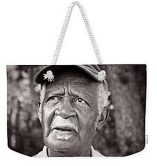 Roadside Farmer Preacher Weekender Tote Bag