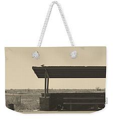 Roadside Rest Weekender Tote Bag