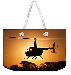 Robbie Sun Weekender Tote Bag