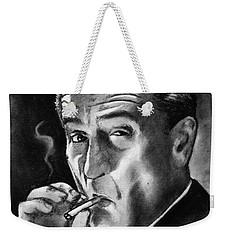 Robert De Niro Weekender Tote Bag