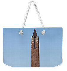 Robert Moses Tower At Jones Beach Weekender Tote Bag