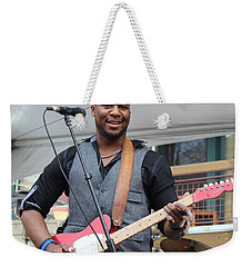 Robert Randolph  Weekender Tote Bag by Fiona Kennard
