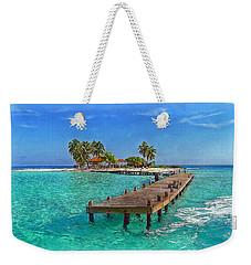 Robinson Island Weekender Tote Bag