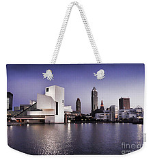 Rock And Roll Hall Of Fame - Cleveland Ohio - 2 Weekender Tote Bag