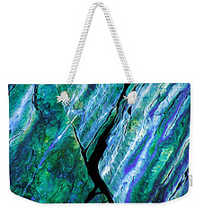 Rock Art 15 Weekender Tote Bag