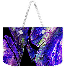 Rock Art 19 Weekender Tote Bag