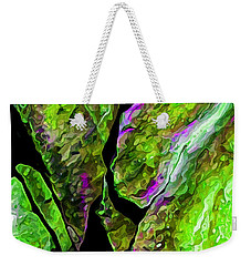 Rock Art 20 Weekender Tote Bag
