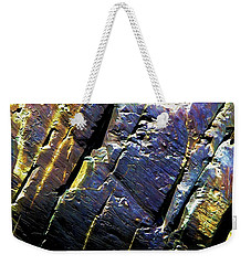 Rock Art 9 Weekender Tote Bag