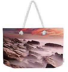 Rock Caos Weekender Tote Bag