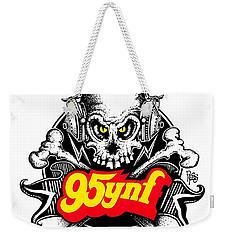 Rock 'n Roll Pirates Weekender Tote Bag