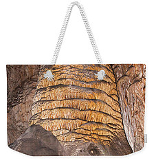 Rock Of Ages Carlsbad Caverns National Park Weekender Tote Bag