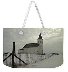 Rock Of Ages In North Dakota Weekender Tote Bag