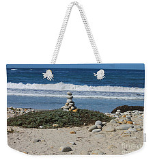 Rock Sculpture 2 Weekender Tote Bag