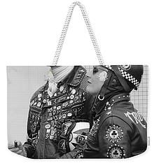 Rockers 2 Weekender Tote Bag