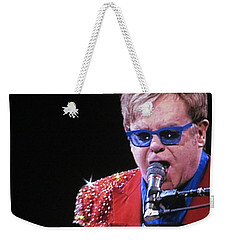 Rocket Man Weekender Tote Bag by Aaron Martens