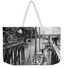 Rockport Harbor Weekender Tote Bag
