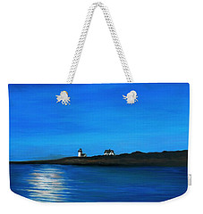 Rockport Harvest Moon Weekender Tote Bag by Eileen Patten Oliver