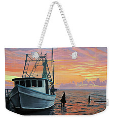 Rockport Sunrise Weekender Tote Bag