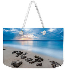 Rocks By The Sea Weekender Tote Bag by Mihai Andritoiu