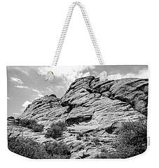Rockscape In Greys Weekender Tote Bag
