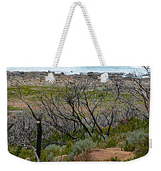 Rocky Outcrop Weekender Tote Bag