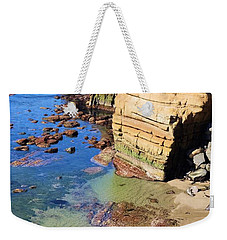 Rocky Point Sunset Cliffs Weekender Tote Bag