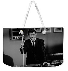 Rod Serling Weekender Tote Bag