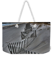 Rogers Beach First Day Of Spring 2014 Weekender Tote Bag