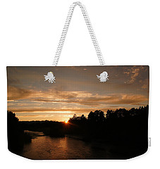 Rogue August Sunset Weekender Tote Bag