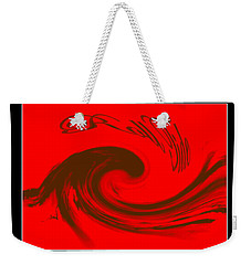 Roll Tide Roll - Alabama Football Weekender Tote Bag
