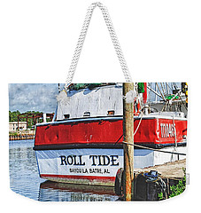 Roll Tide Stern Weekender Tote Bag