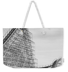 Roller Coaster Wildwood Weekender Tote Bag