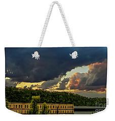 Storm Clouds Rolling In Weekender Tote Bag